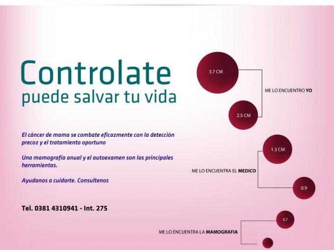 PROGRAMA DE DETECCION PRECOZ DEL CANCER DE MAMA