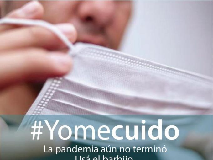 La Pandemia aún no termino!!!